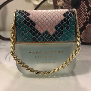 Marc jacobs Decadence fragrance. 1.7 FL OZ